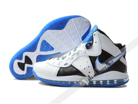 LeBron 8 Mavericks Air Max Available