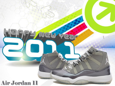 Air Jordan XI Cool Grey Retro New Release Available