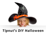 250 DIY Halloween Ideas, Projects & Crafts : TipNut.com