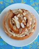 Rec: Orange-Almond Buns - with Pic