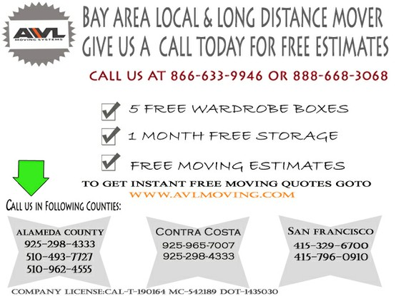 East Bay California licensed affordable movers 925-965-7007 - oakland/east bay moving services and other labor services - backpage.com
