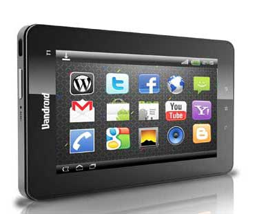 Harga Vandroid T1 Tablet PC Advan Review