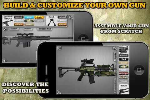 iPhone Guide 4U: Top 5 Best Gun Building App For iPhone%2C iPad and iPod