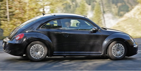 Be a part of Oprah's Ultimate Favorite Things Giveaway – 2012 VW Beetle