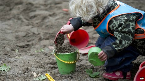 BBC News - Sweden's 'gender-neutral' pre-school
