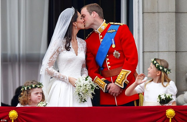 The Royal Wedding 2011 : Prince William of Wales and Kate Middleton - 29 April 2011 - World's Most Amazing Things, Photos, Facts, News, Ideas, Places...