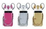 i-Luv iPhone accessories bring on the bling