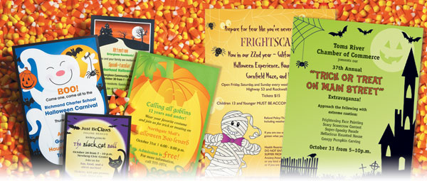 Printable Halloween Invitations From PaperDirect Take The Scare Out Of Customization