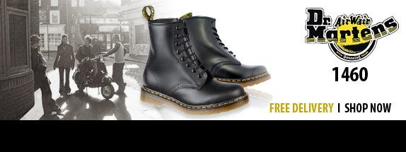 New Dr Martens Land at Cloggs
